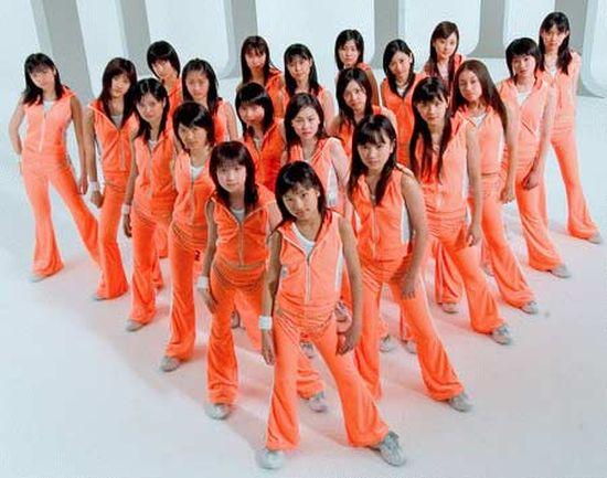 美 少女 クラブ 21