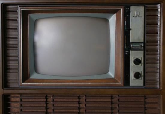 テレビ古い