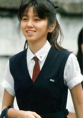 渡辺満里奈 - 制服1