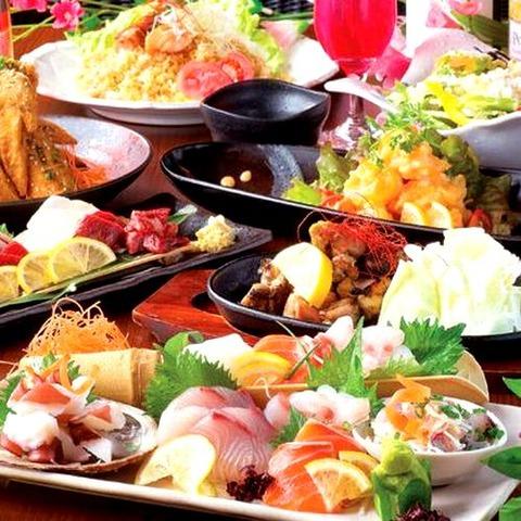 団体で行ってきた!歓送迎会を海鮮料理で豪華にリッチに♪湯島駅,上野駅周辺のおすすめ店。飲み放題は座敷でゆったりと