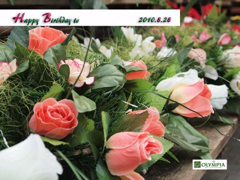 HB花バラ