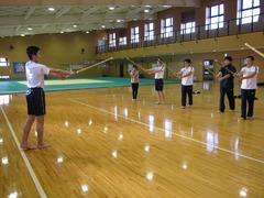 0213 部活動体験(剣道)