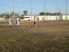 0213 部活動体験(野球)