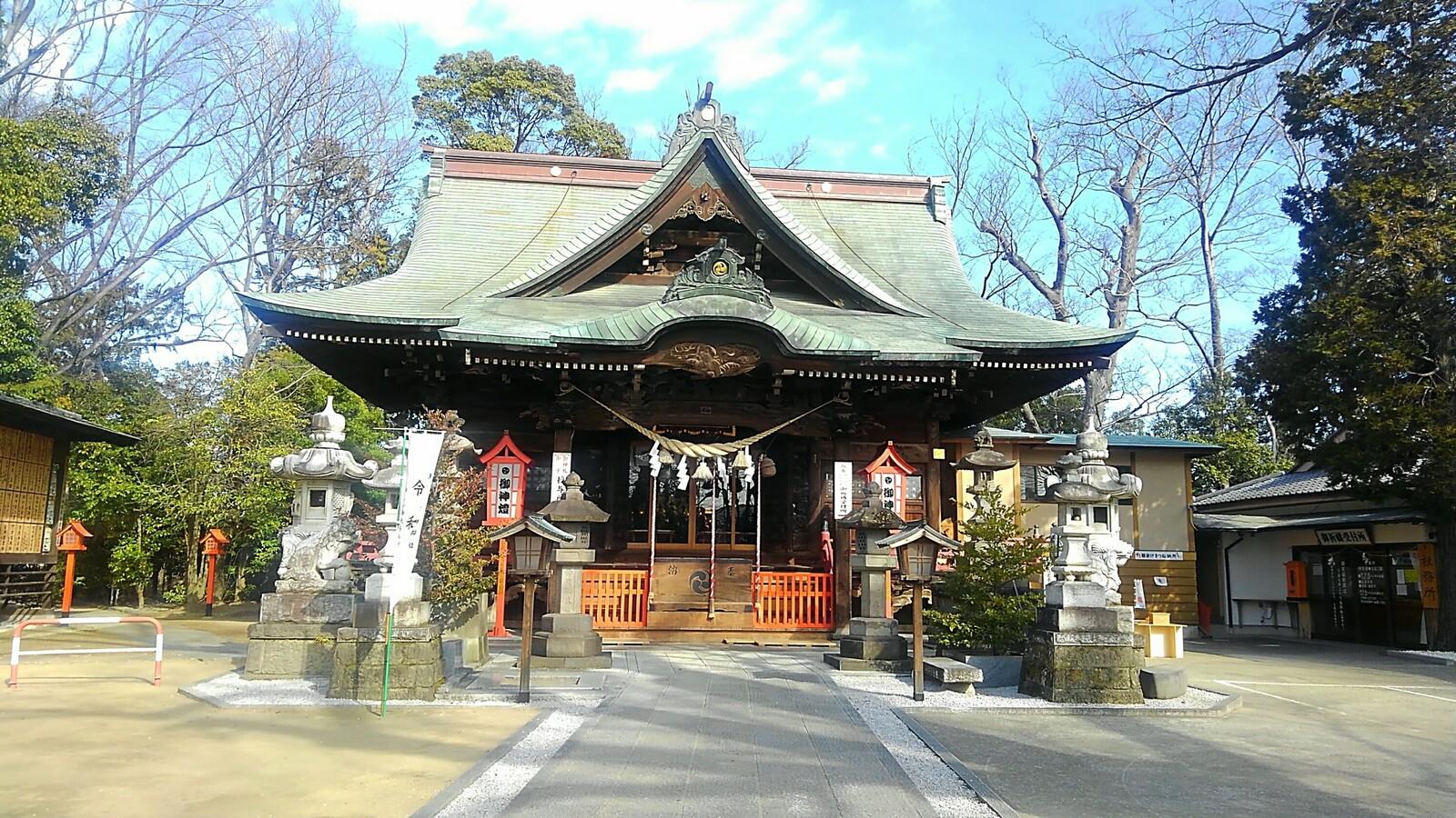 総社 神社 前橋