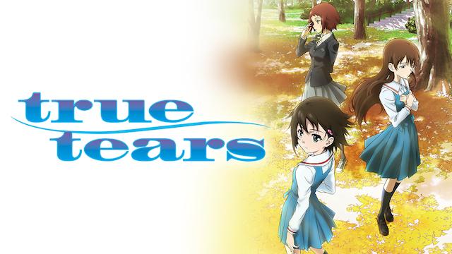「true tears」っていうアニメの思い出ある?!