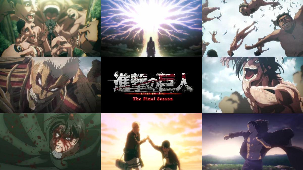 【衝撃】アニメ 進撃の巨人製作陣一新でFINAL SEASON!