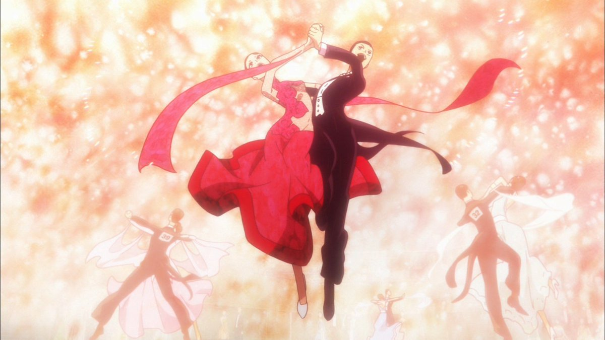 社交ダンスに青春捧げる男子中学生が熱い!「ボールルームへようこそ」ってアニメがオモシロですww