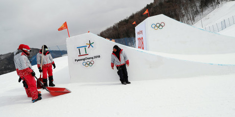 IOC、平昌五輪の強風問題