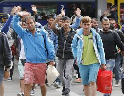 ドイツ人難民
