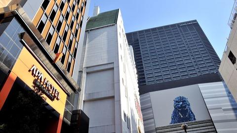 日本にあるのは安いホテルばかり