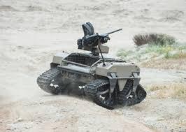 陸上自衛隊にロボット部隊を新設か