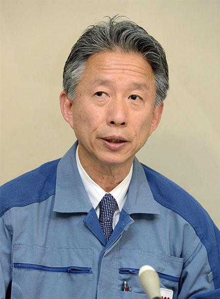 東電)の元副社長・石崎芳行氏(64)