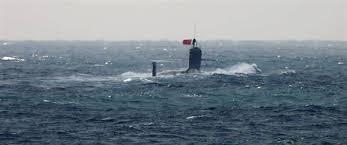 「商」級の攻撃型原子力潜水艦