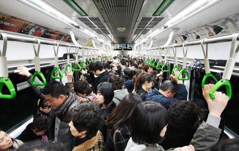 crowded-korean-subway