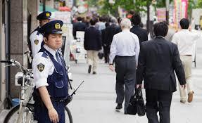 警察官に職質