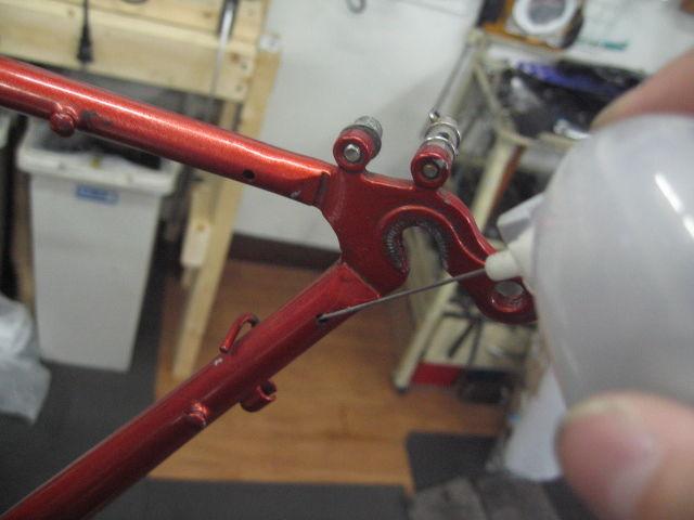 自転車の 自転車 錆止め チェーン : ... にある 青柳自転車店のブログ