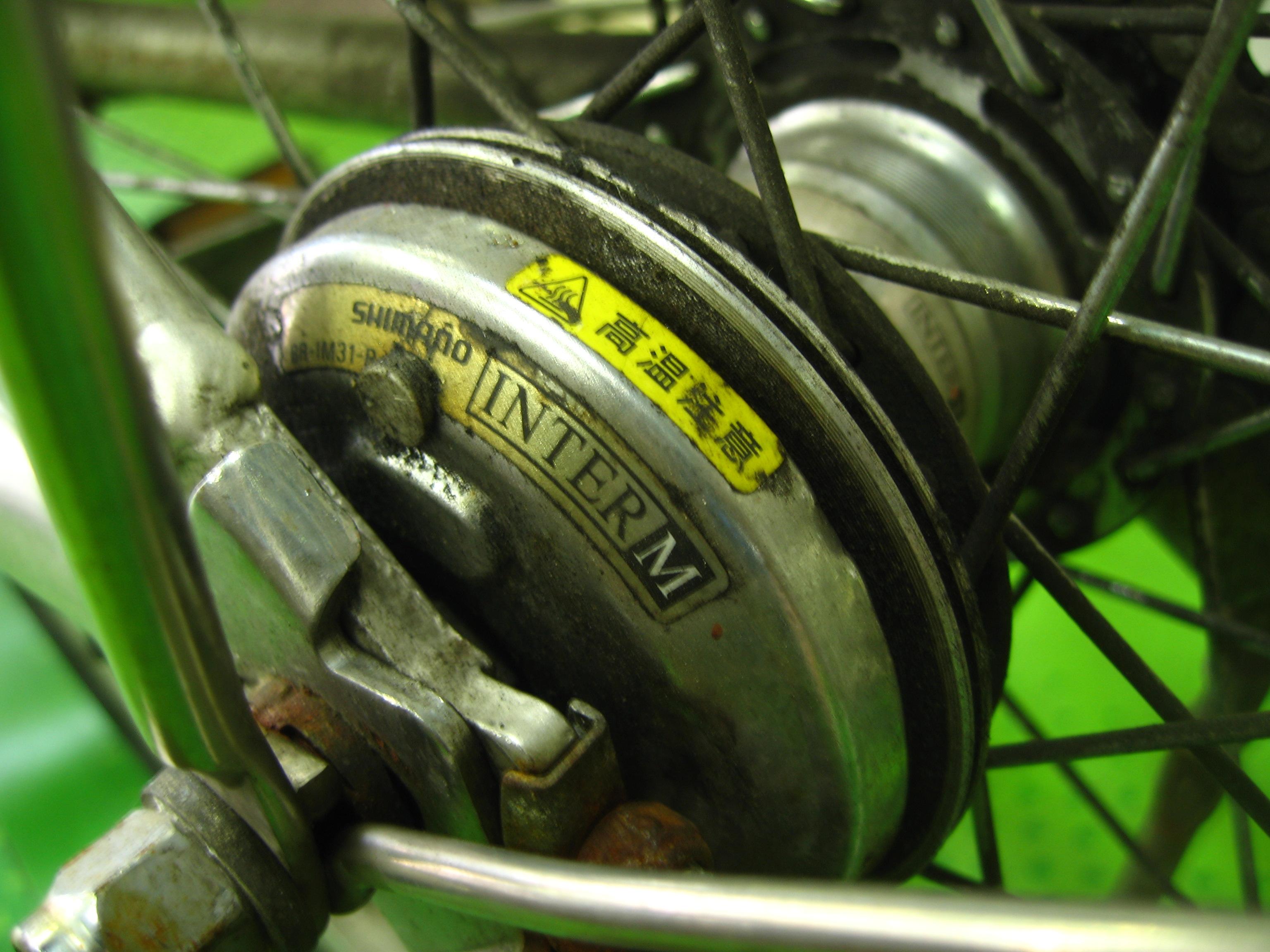 自転車の 自転車 ブレーキ 音 雨 : ... にある 青柳自転車店のブログ