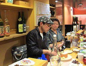 チーズと日本酒01