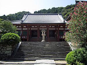 矢田寺御本堂