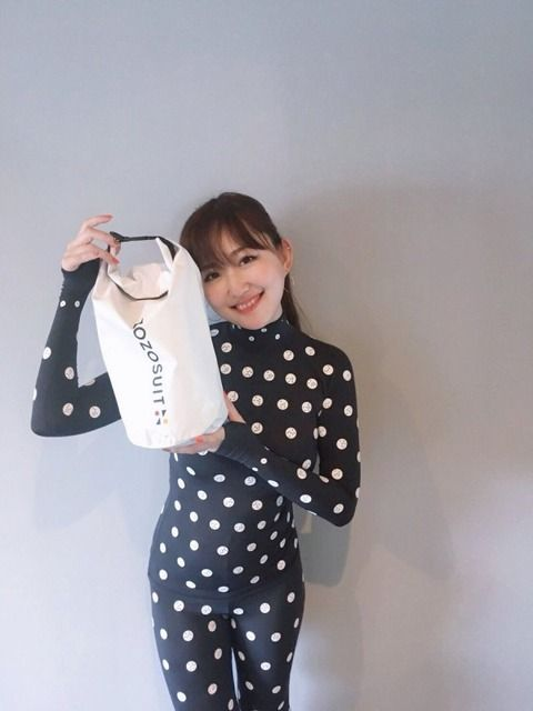 【画像あり】女性「新ZOZOスーツ届いた」(パシャリ)