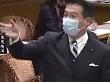 【画像】 福山哲郎氏が車道に立って迷惑演説 ⇒ 何度もクラクションを鳴らされるも「クラクションの応援を頂きました」とトンデモ発言