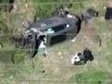 【動画】 タイガーウッズの事故、ついに真相が判明 ブラックボックス解析でブレーキかけた形跡なし
