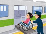 「JRに乗車拒否された」車イス女性の投稿に賛否 駅員の対応は問題だったのか、国交省に聞いた結果・・