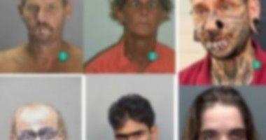 「アメリカで逮捕された犯罪者たちの画像。マジでめちゃめちゃ怖いと話題に・・・」 ほか