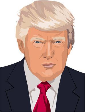 【検証画像】トランプ元大統領、別人と入れ代わった説。
