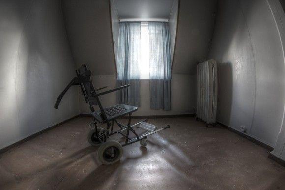 ヨーロッパに点在するサナトリウム廃墟