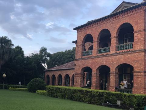 古跡 昔の大使館