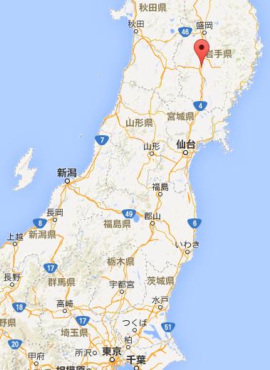 map_kitakami