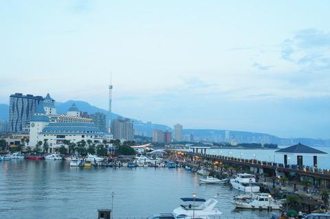 淡水みなと1(漁人碼頭)