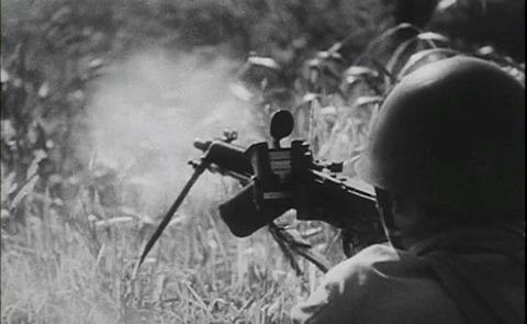 「土と兵隊」の十一年式軽機関銃1の画像