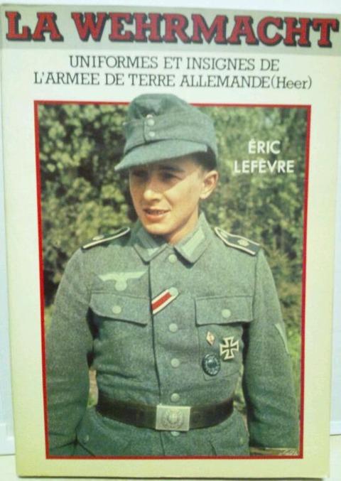 「LA WEHRMACHT」の表紙の画像