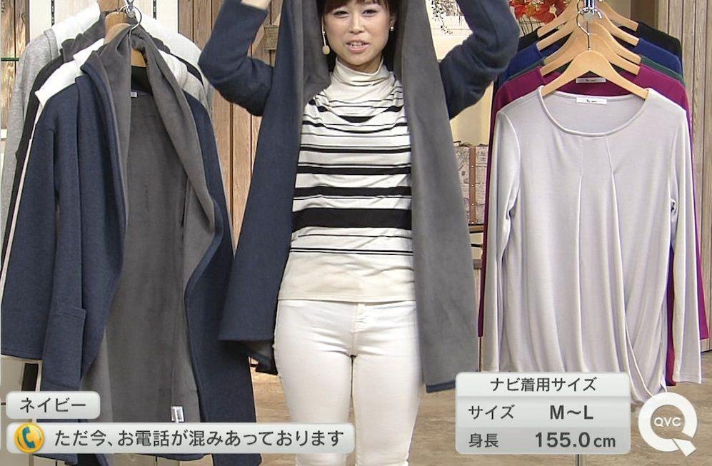 テレビショッピングで映った熟女たちのパンチラ胸チラ画像12