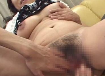 【無修正】普通のセックスでは物足りない五十路熟女のハメ撮り性交!