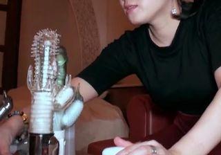Love Search 女性専用動画 大人のおもちゃに興味深々のエッチな主婦