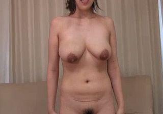 【50代 おばさん 巨乳】崩れた体型とデカ乳輪がそそる主婦とセックス!