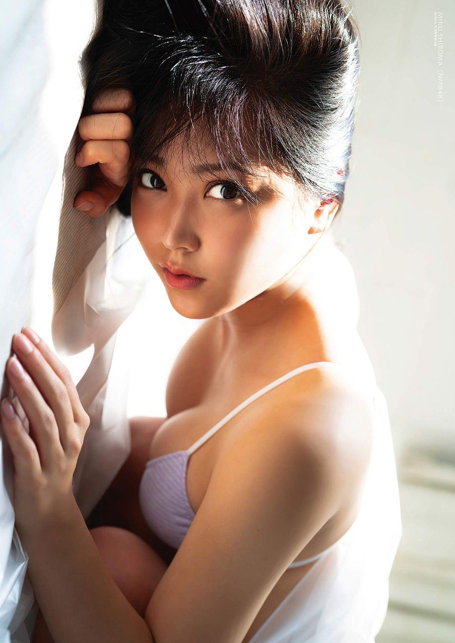 白間美瑠エロ画像시로마미루야사yebvtiE