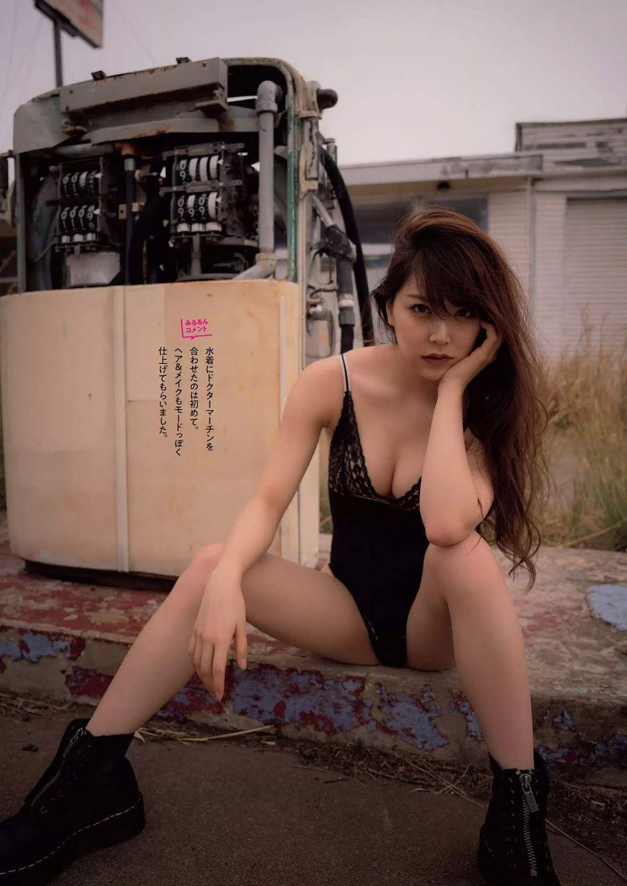 白間美瑠エロ画像시로마미루야사7