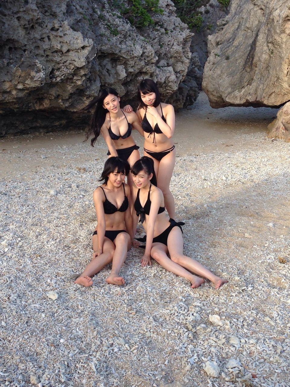 【U-15の水着画像をひたすら貼るスレ】YouTube動画>2本 ->画像>133枚