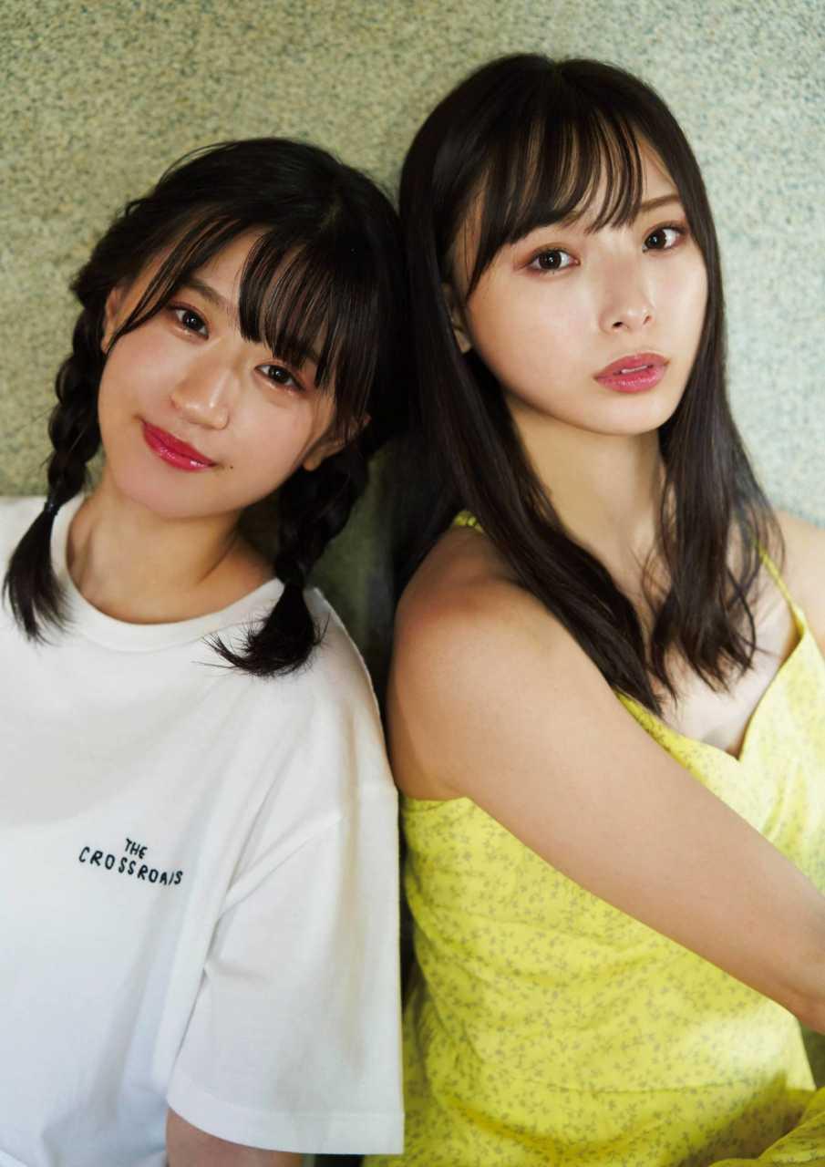 上西怜&梅山恋和エロ画像