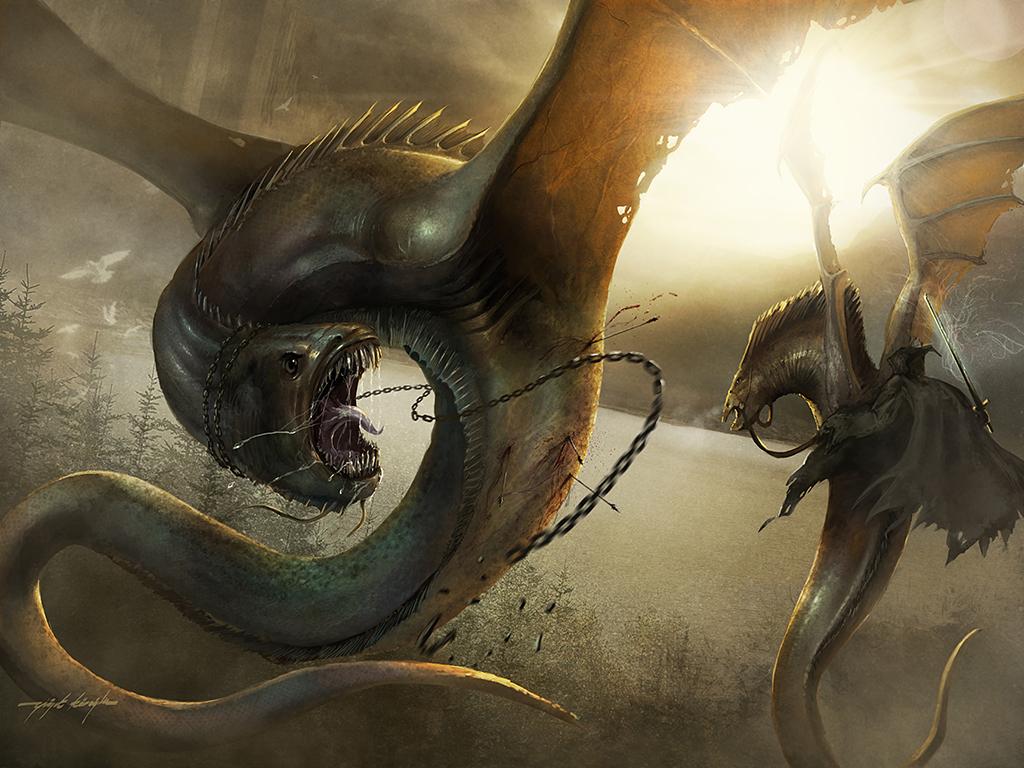 カッコいいドラゴンの画像  【壁紙�カッコいいドラゴン・龍の画像まとめました NAVER まとめ