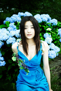 原田夏希 本格女優のセクシー画像
