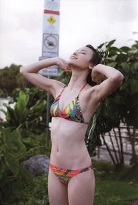 矢島舞美 スレンダーボディのセクシー画像
