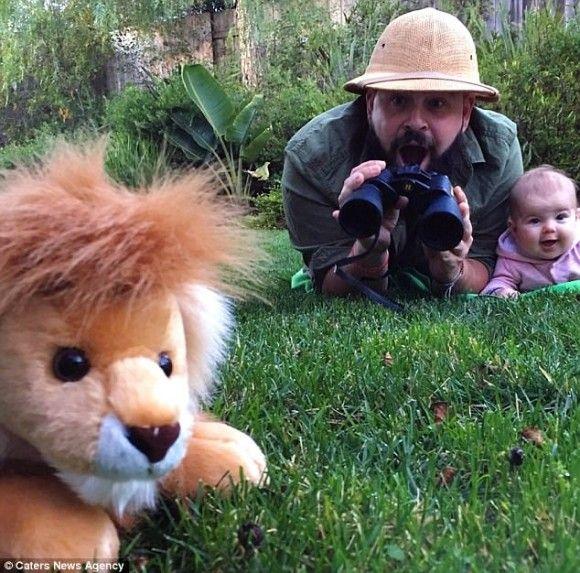 小さい時は一度きり。お父さんはがんばった。娘との最大限の思い出を残すべく、物語仕立てのスナップショットを撮りまくる