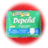 Depend Underwear1