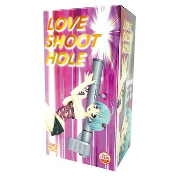 LOVE SHOOT HOLE