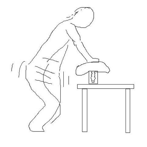 机にオナホ置いて枕を上から押し付けて腰振るやつwwwwwwwwwwww